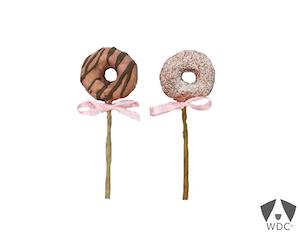 2 er Pack- Donut Pops